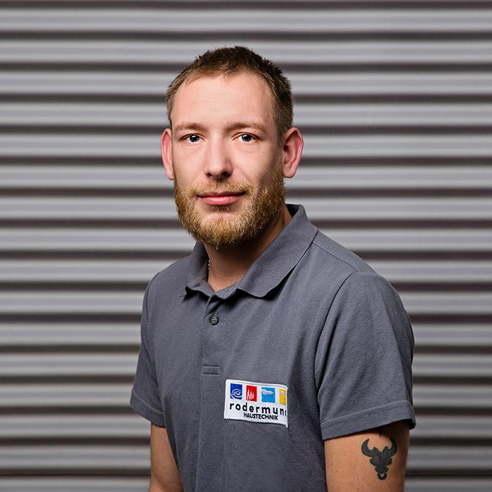 Teammitglied Rodermund Haustechnik