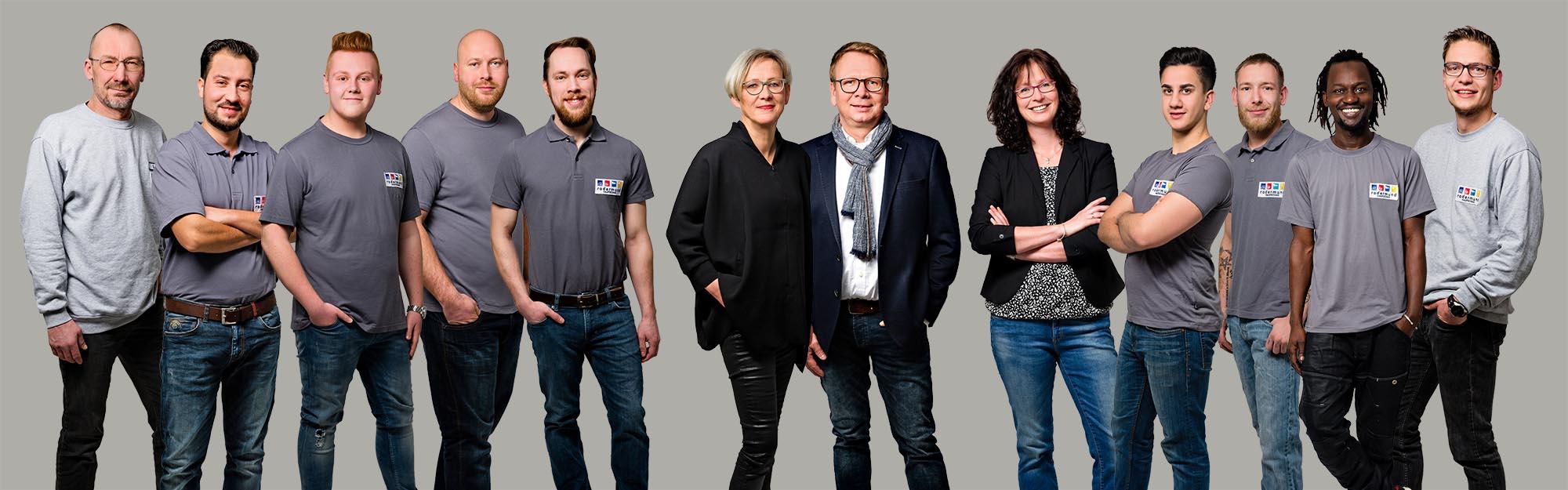 Rodermund Haustechnik Ibbenbüren Team