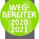 Abzeichen Wegbereiter 2020/2021 von Lernen Fördern